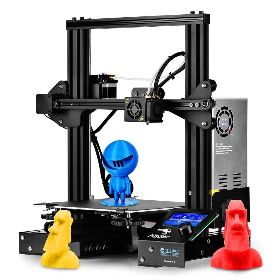 3D yazıcı önerileri: Creality Ender 3 Pro