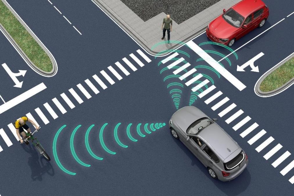 Otomobil Teknolojileri: Bisiklet ve Yaya Algılama