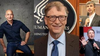 En Zengin Teknoloji Milyarderleri Kimler?