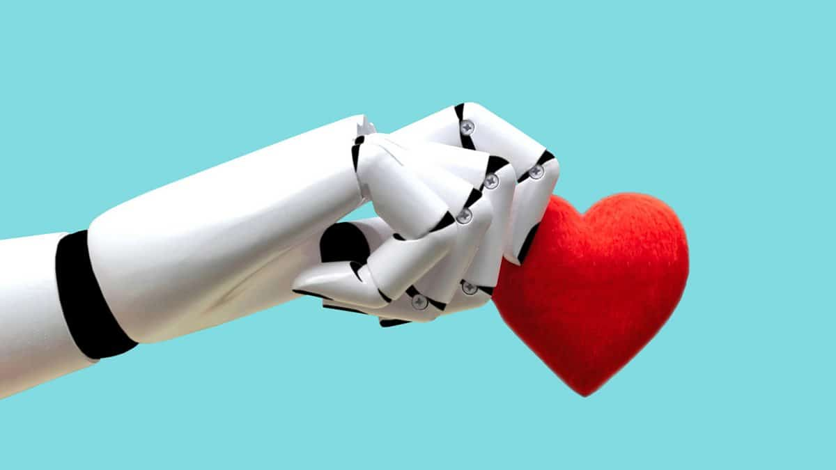 İnsan ve Robot Arasında Duygusal Bir Bağ
