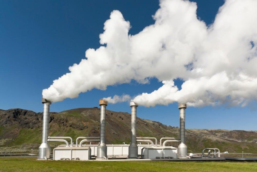 Jeotermal Enerji Santrali