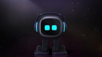 Masaüstü Yapay Zeka Robotu Emo Yeni Arkadaşınız Olabilir