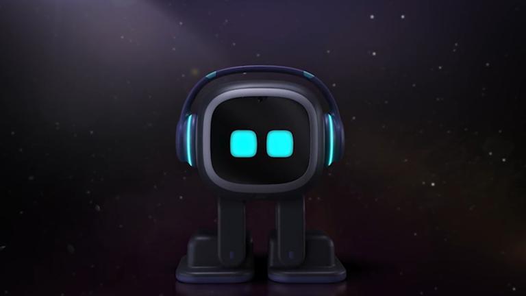 Masaüstü Yapay Zeka Robotu Emo