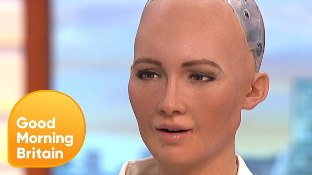 Robot Sophie