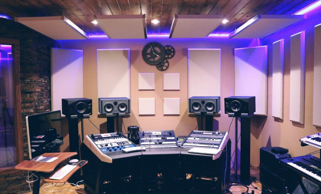 Temsili Ses Stüdyosu (İleri Düzey)
