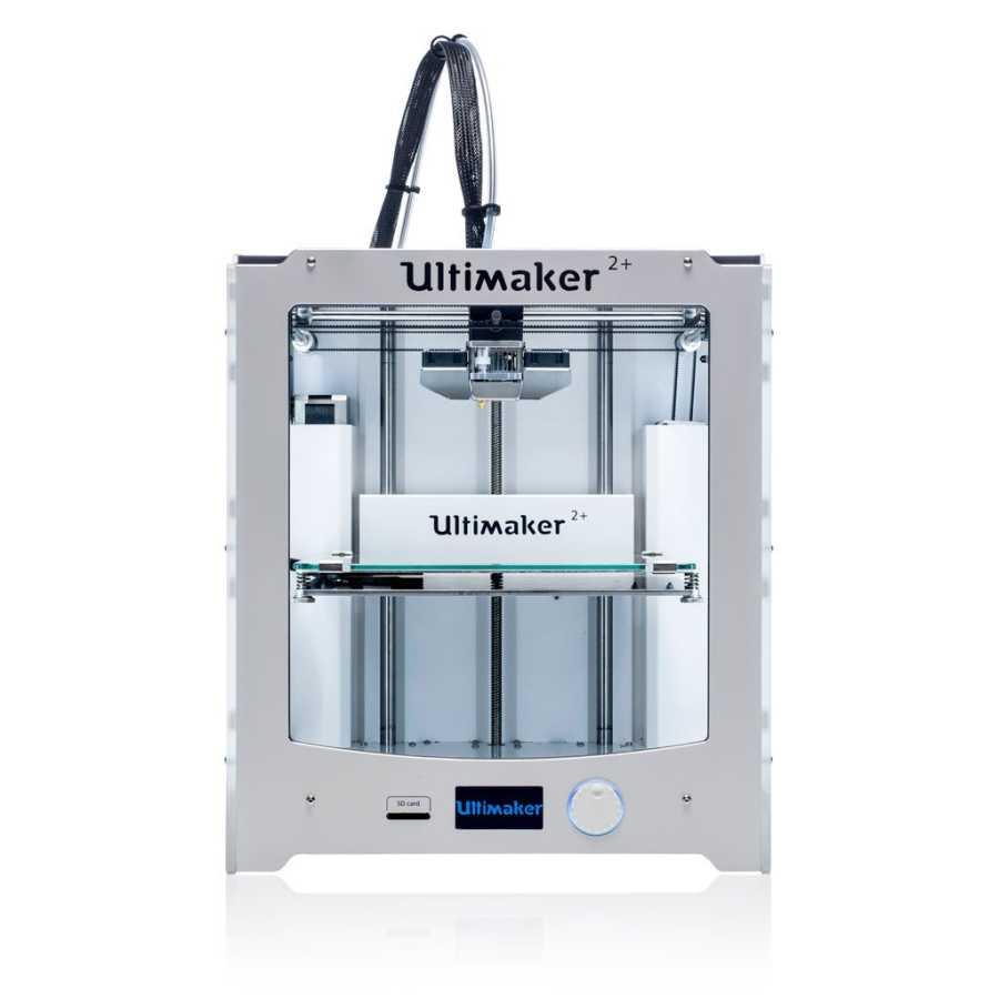 En çok tercih edilen 3D yazıcı Ultimaker 2+
