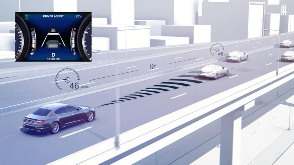 Otomobil Teknolojileri: Adaptif Hız Kontrolü Teknolojisi