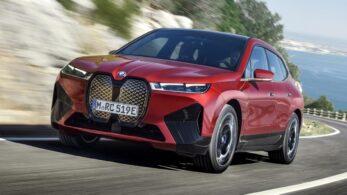 BMW iX: BMW'nin Yeni Elektrikli Aracı