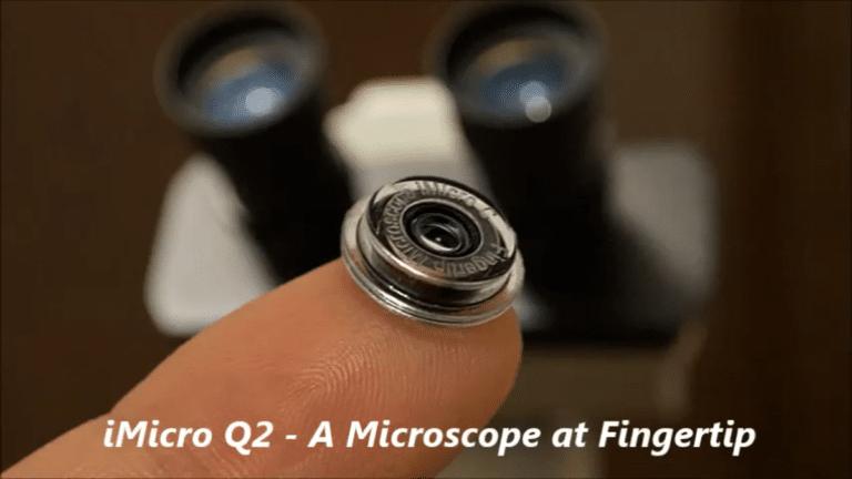 iMicro Q2 Parmak Ucu Mikroskobu
