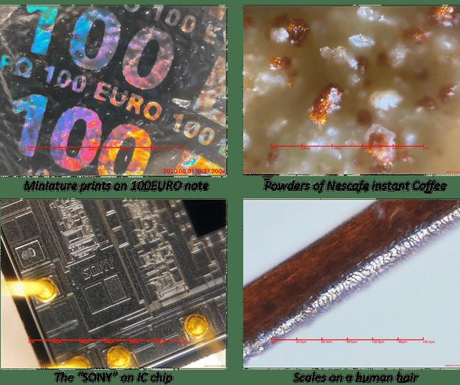 iMicro Q2'nin Bazı Kullanım Örnekleri