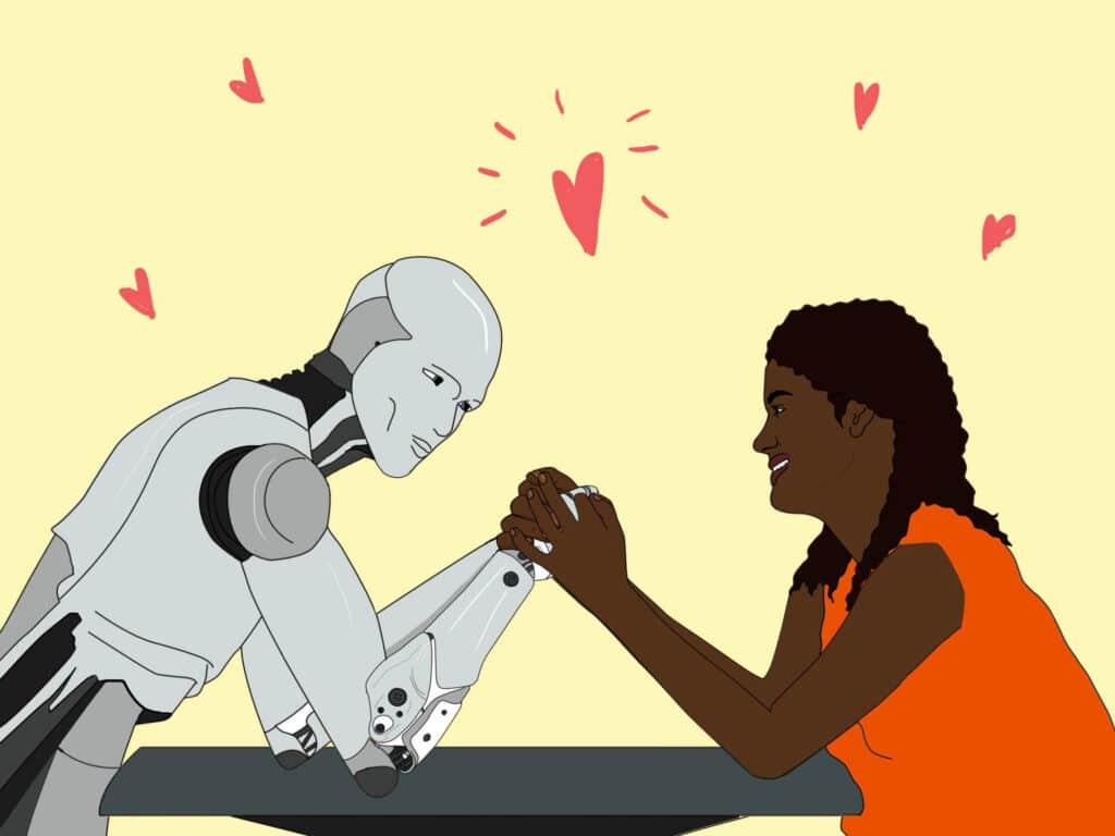 İnsan ve Robot