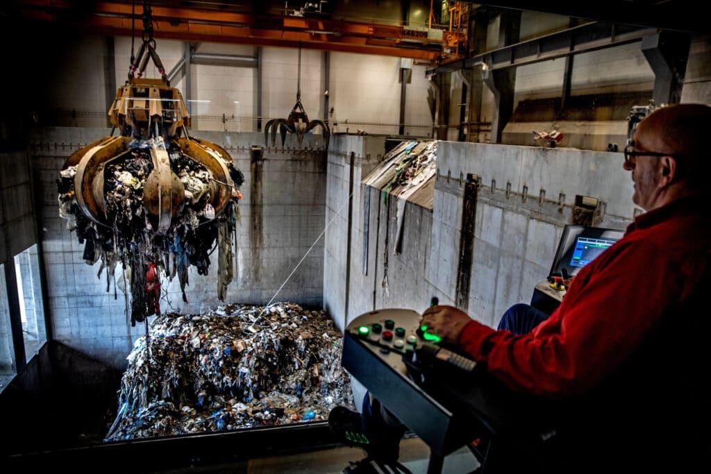 Çöpten Enerji Üretmek