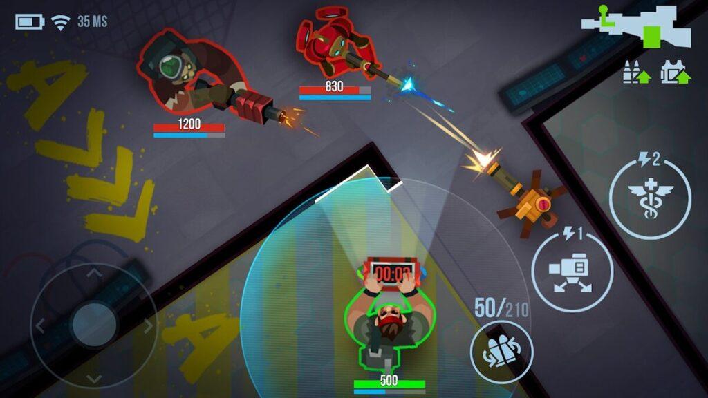 bullet echo en iyi mobil oyunlar
