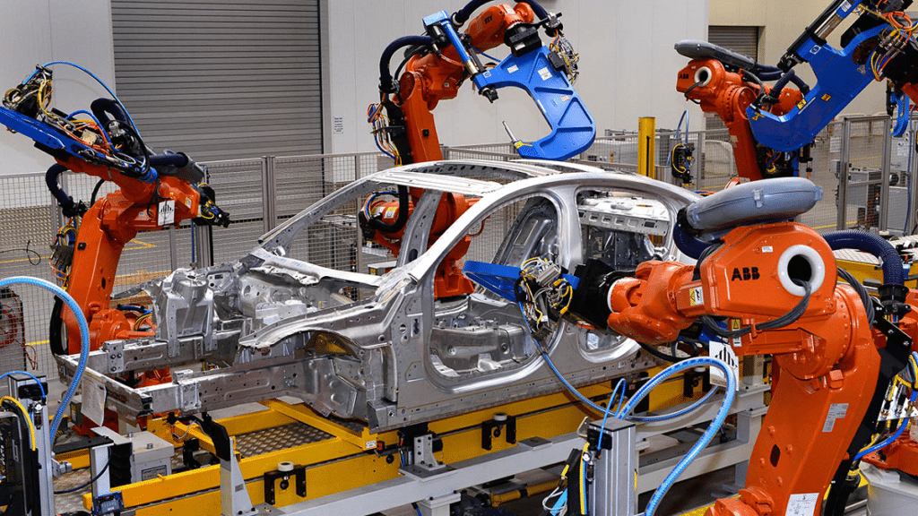 otomotiv sektöründe otomasyon sistemlerinin rolü
