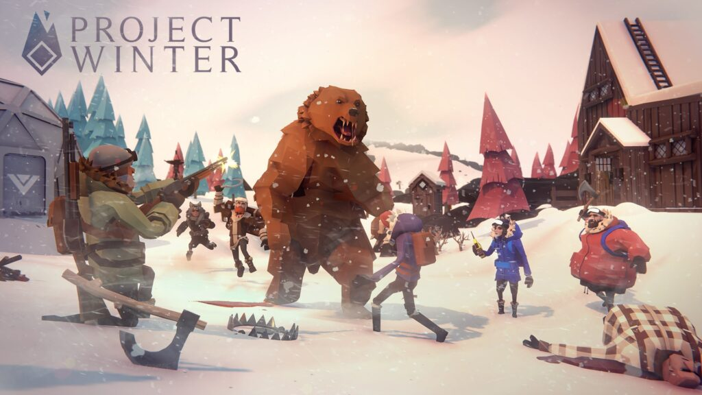 project winter among us benzeri oyunlar