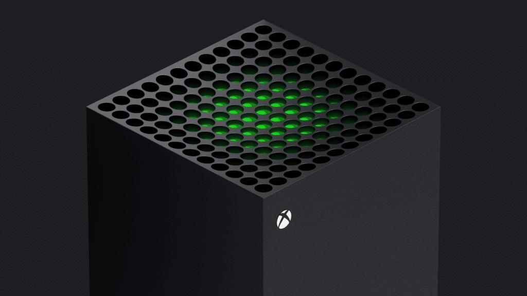 Xbox Series X tasarımı