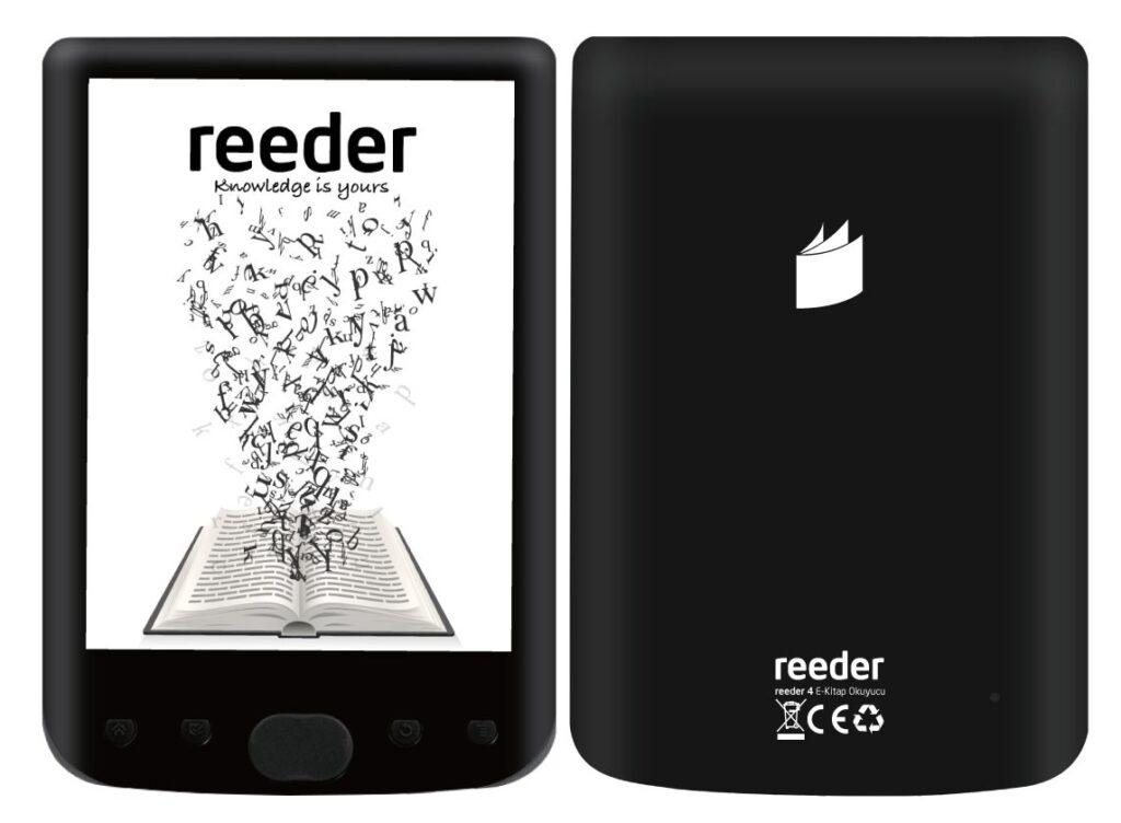 Reeder 4 - en iyi e-kitap okuyucu önerisi