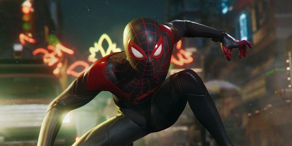 Kasım ayında çıkacak oyunlardan Spider-Man Miles Morales