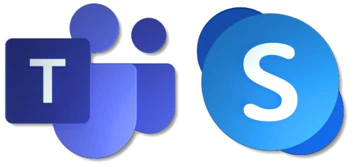 Teams ve Skype