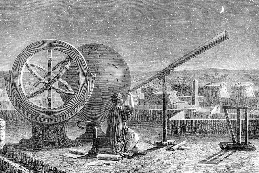 Antik Yunanistan'da Teknoloji ve Mühendisliğin Şekillendiği Alanlar