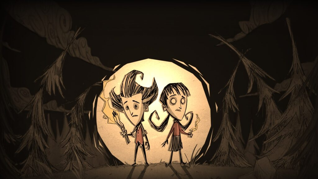 Don't Starve Together