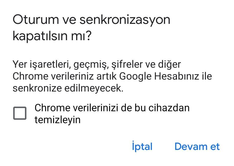 Google Uygulamaları için Gizlilik İpuçları: Chrome Ayarları
