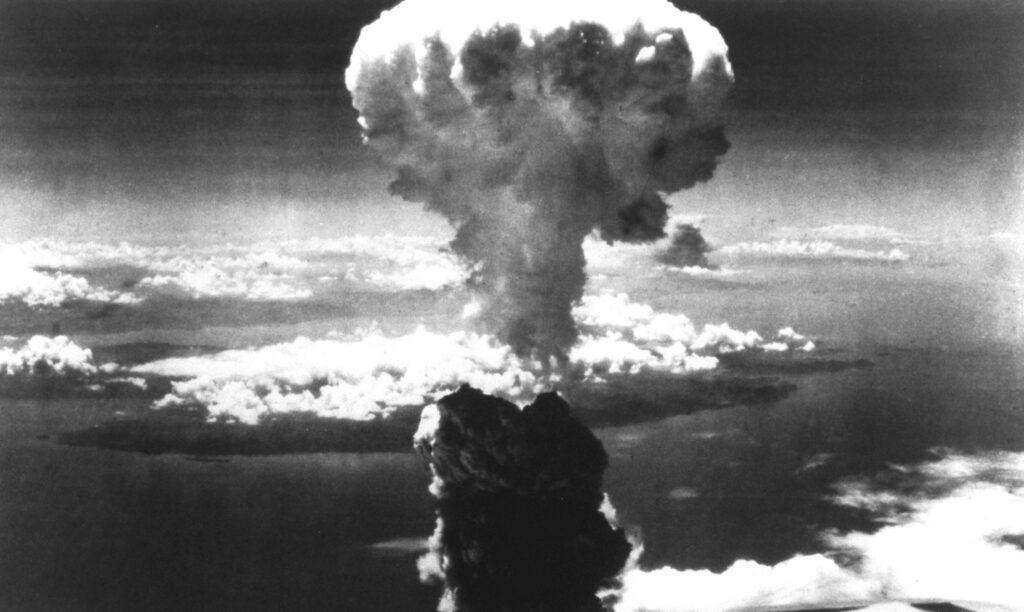 Hiroşima'daki Patlama