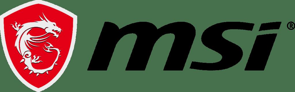 en iyi bilgisayar markaları: msi Logo