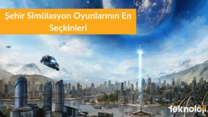 Şehir Simülasyon Oyunu Anno 2205