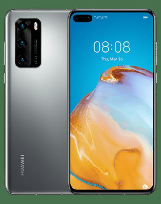 Huawei P40 - cep telefonu önerileri