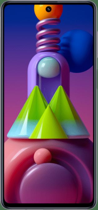Samsung Galaxy M51 akıllı telefon önerileri