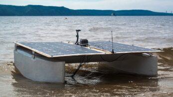 Blockchain ile Su Kirliliği Ölçümü: Drone On The Volga