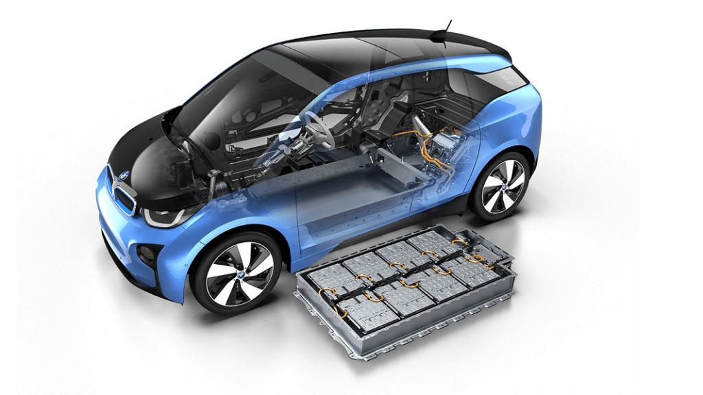 Elektrikli araçlarda kullanılan lityum - iyon bataryalar