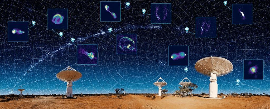 evrenin haritalandırılması