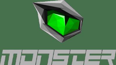 en iyi bilgisayar markaları: Monster Logo