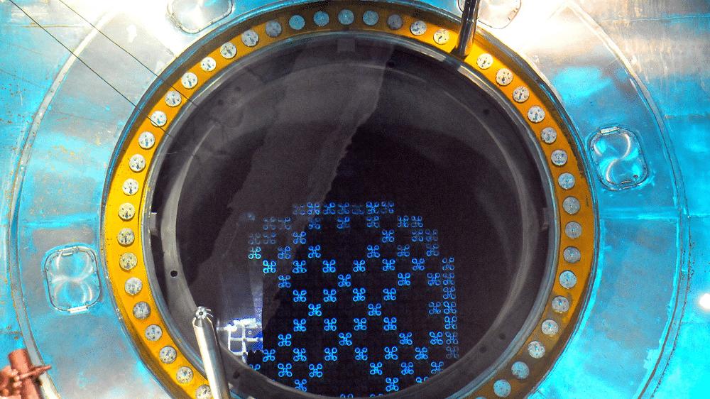 Reaktör çekirdeği ve Yakıt demetleri