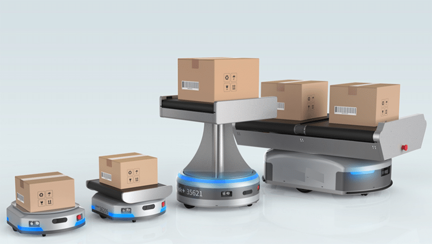 Otonom mobil robot türleri