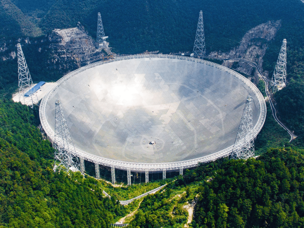 Tianyan radyo teleskobu