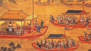Antik Çin'de Teknoloji ve Mühendislik