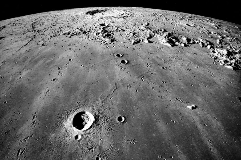 Ay Yüzeyi - Ay'a Üs İnşa Etmek