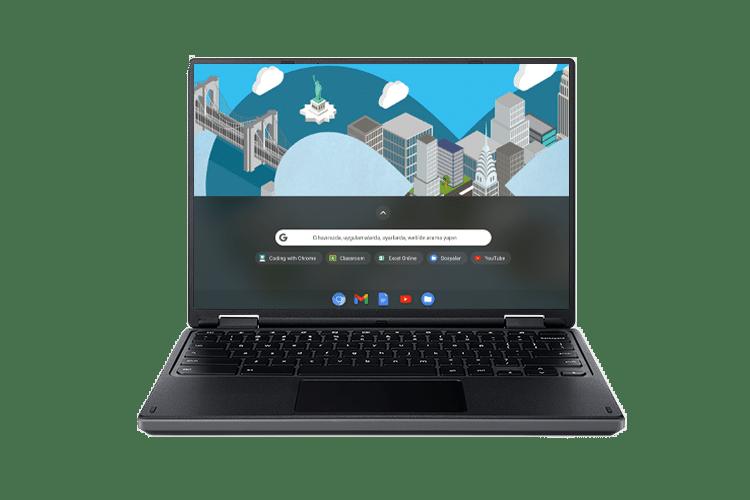 CloudReady yüklü bilgisayar