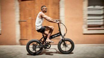 Rocket eBike: Kendi Kendini Şarj Edebilen Elektrikli Bisiklet