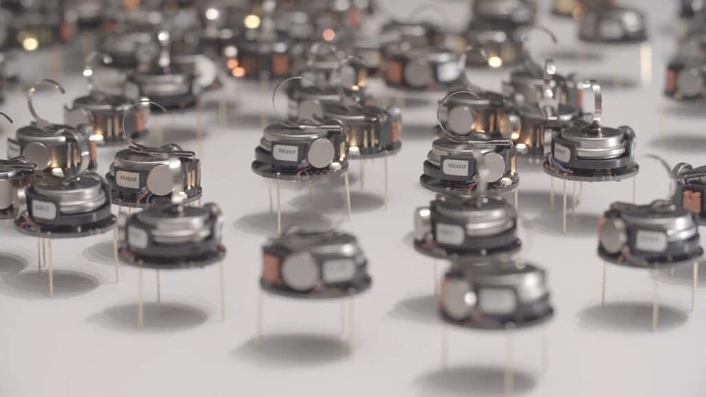 Sürü Robotikleri Nedir?