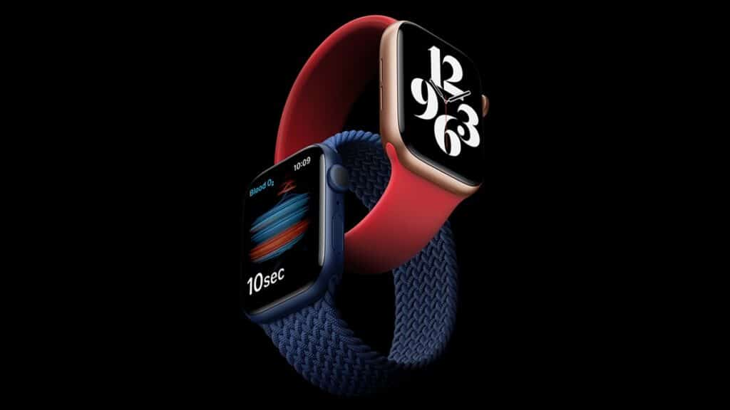 Apple Watch Seri 6