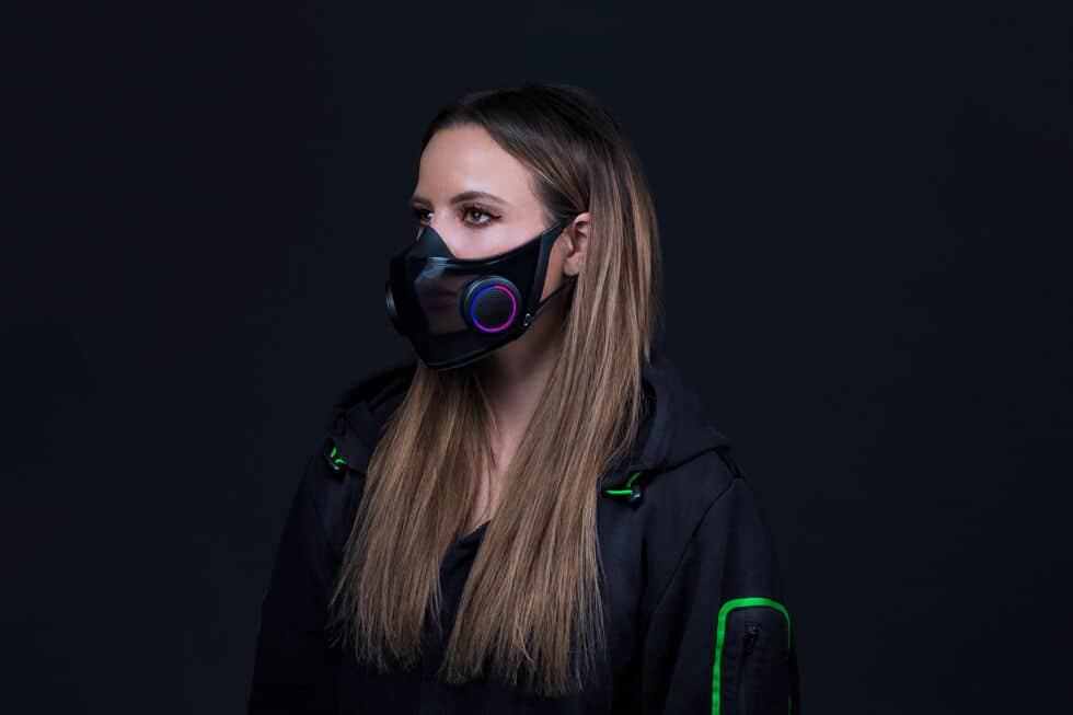 Razer Akıllı Maske Üretmeye Hazırlanıyor