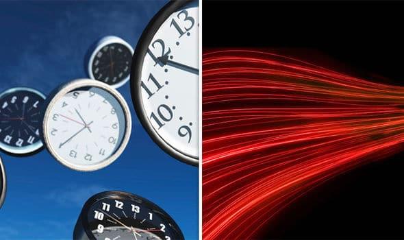 Işık Hızı ve Zaman Yolculuğu