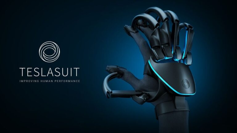 Teslasuit Glove