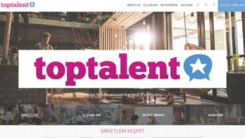 Toptalent.co – En İyi Yeteneklerin Kariyer Platformu