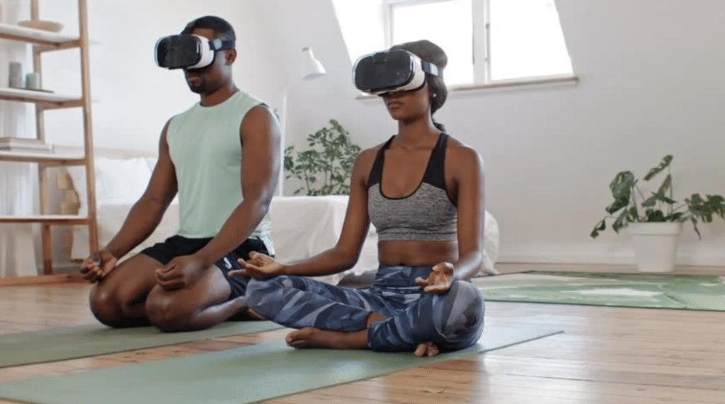 VR ile Meditasyon