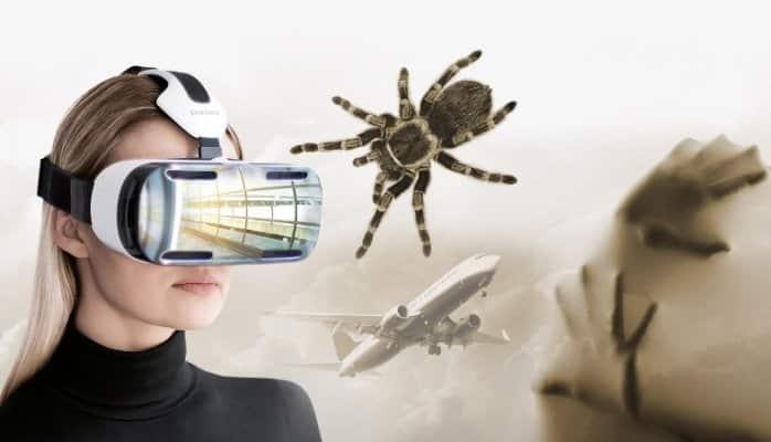 VR ile Fobi Tedavisi